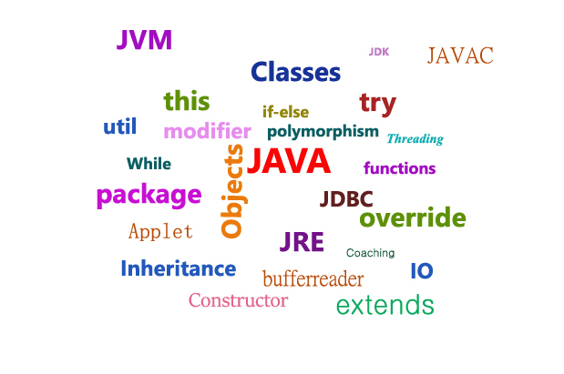 JAVA Coaching with Object Oriented Programming
